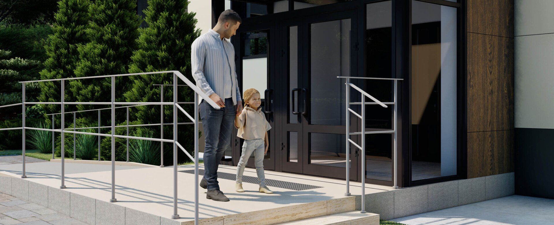 Прогулки с ребенком на свежем воздухе