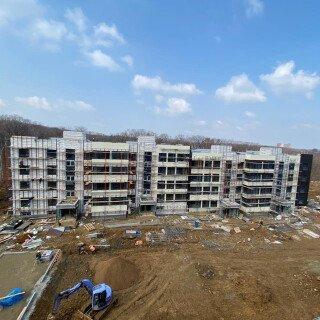 Строительство ЖК «Садовый квартал» не приостанавливается
